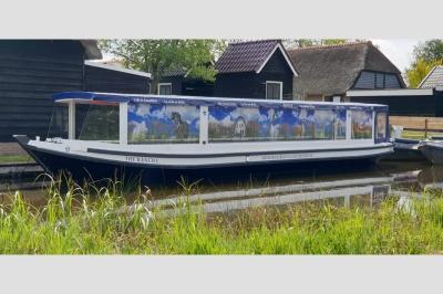 Rondvaart boot 1250