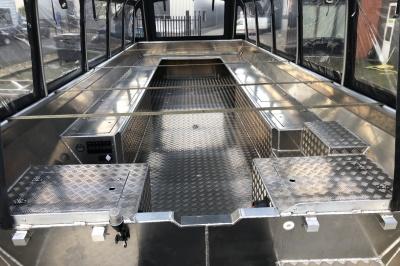 Rondvaartboot 650